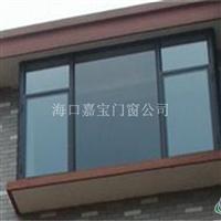 海口断桥铝门窗隔音窗封阳台