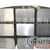 6061铝扁棒 铝方棒10X80mm现货