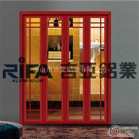 折叠门铝型材品牌 折叠门铝型材批发