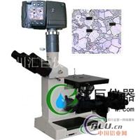 数码三目倒置金相显微镜4XCZ