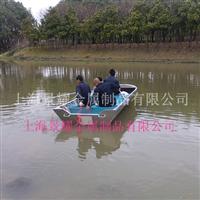 铝渔船,上海清污船