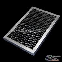 绿色环保金属拉网铝单板