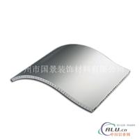 冲孔铝蜂窝板氟碳铝蜂窝板价格