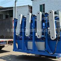 较新型铝型材拉丝机