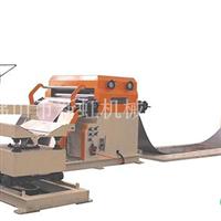 卷料鋼帶整平機 鋼帶橫切生產線 落料生產線