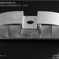 供应LED灯饰铝材灯箱边框铝材