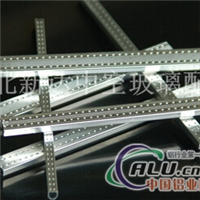 中空玻璃铝隔条  高频焊