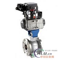 VQ647H16C气动V型球阀