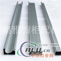 晶钢门铝型材