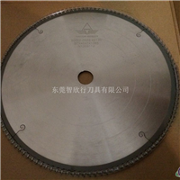 2.0mm超薄铝材切割锯片