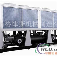 成批出售风冷式冷冻机螺杆盐水冷水机反应釜冷水机