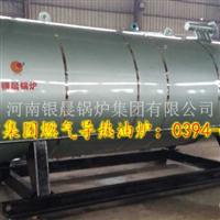 240萬大卡燃氣導熱油爐