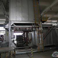 金力泰T4铝合金淬火固溶炉