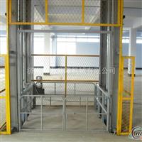 导轨式升降货梯价格升降货梯厂家