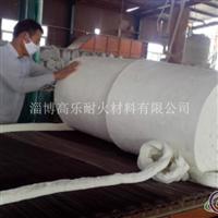 石油化工行业窑炉保温陶瓷纤维毯