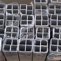 优良6063铝棒6063铝方管现货供应