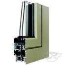 GY56系列隔热穿条平开门窗