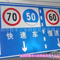 制作道路交通标志牌的材质和工艺