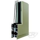 GYX50系列隔热穿条平开门窗