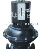 英标常闭式气动隔膜阀EG6B41J