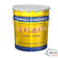 星利 氟碳金属面漆 油性漆 钢结构氟碳漆 耐候性强