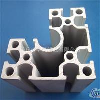 異形鋁管  玻璃夾展柜鋁型材