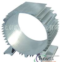 银白氧化铝型材  银白氧化喷砂铝