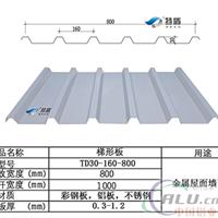 铝镁锰墙面板YX30160800