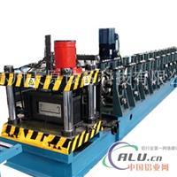 钢跳板型材全自动生产线设备