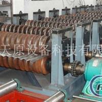 钢板仓波纹板型材生产线设备