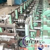 流利架型材全自动生产线设备