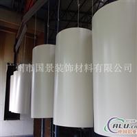 弧形鋁單板價格  包柱鋁單板廠家
