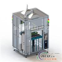 铝模板焊接机器人工作站