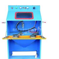 铝压铸件喷砂机 锁具喷砂机厂家联系方式