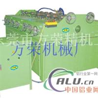 铝管铝棒矫直机 金属管棒调直机