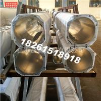 大截面电机壳,工业型材