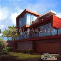 铝木复合门窗2