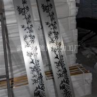 门配铝面板仿钢印花铝板