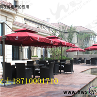 景区遮阳伞、庭院休闲