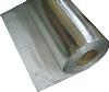 Aluminum foil for beverage bottle packing