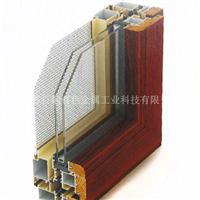 供铝木复合门窗铝型材