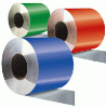 Aluminium Coil/Strip Coated with Variety of colors Lacquer 1235