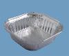 8011 household jumbo roll food container aluminium foil