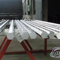 进口铝棒 5083实心六角铝棒厂家