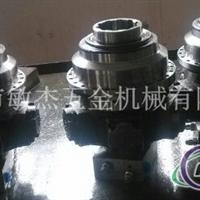 供应液压马达传动装置