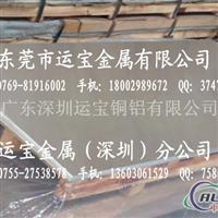 2A12耐磨铝板价格