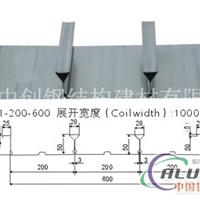 倒口式YX51200600樓承板