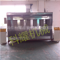 喷粉涂装设备 深圳(静电)喷粉房