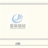 铝合金方管100401mm
