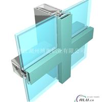 隐框幕墙铝型材